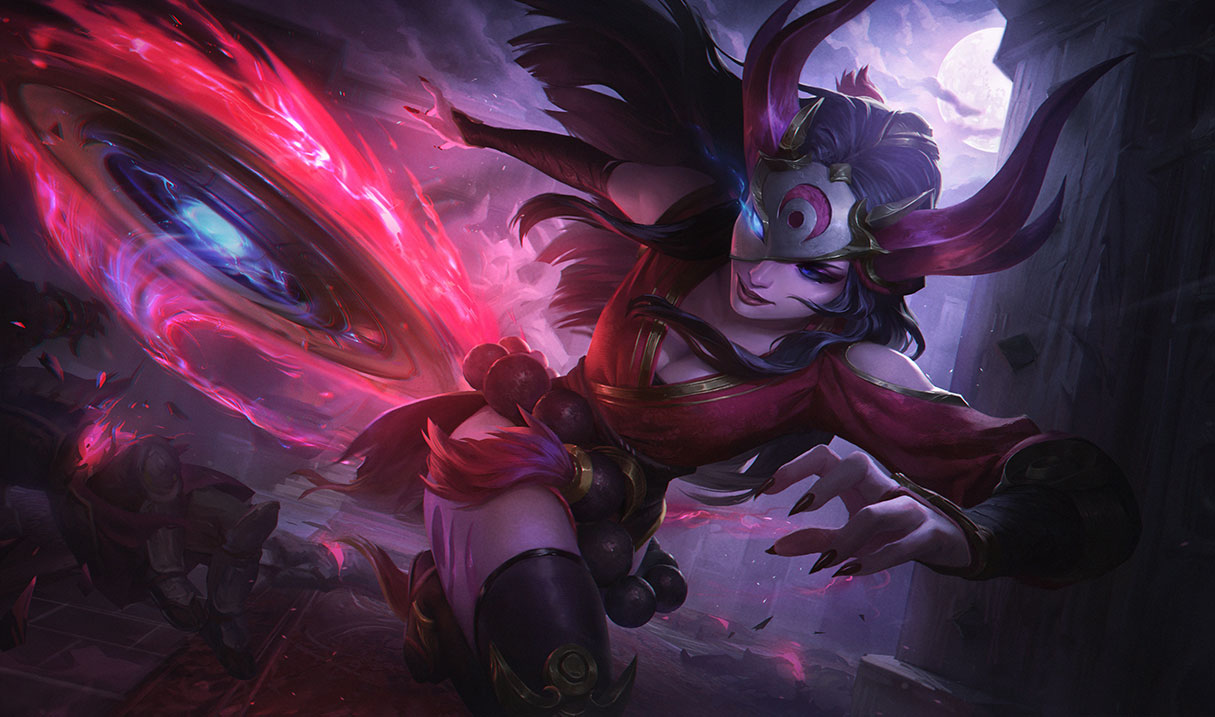 League of Legends: Reviewing the New Blood Moon Skins