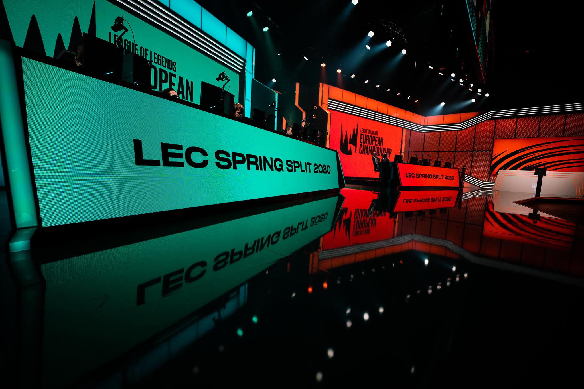 LEC Spring Split 2020 Week 5 Recap: Four Teams Tied in First