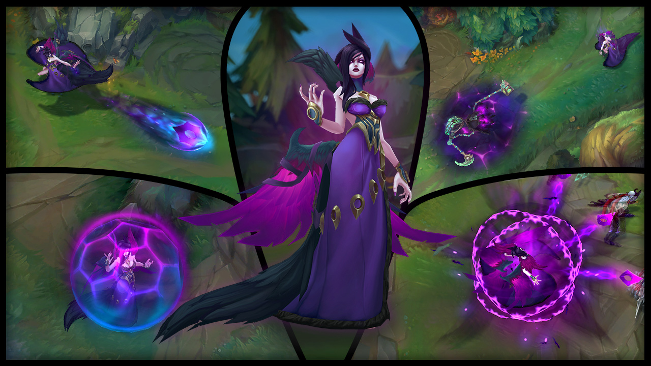 League of Legends: Morgana skins tier list breakdown