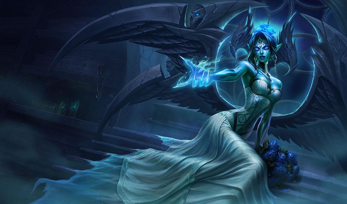 League of Legends: Morgana skins tier list breakdown