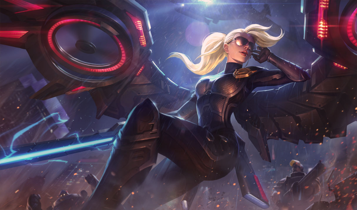 League of Legends: Kayle skin tier list and ranking