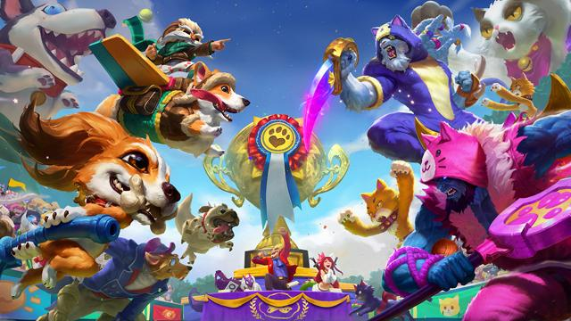 League of Legends: ranking the best cat and dog skins in the