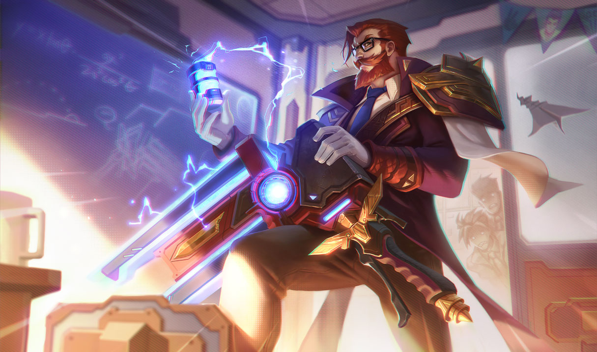 League Of Legends Battle Academia Skin Rankings
