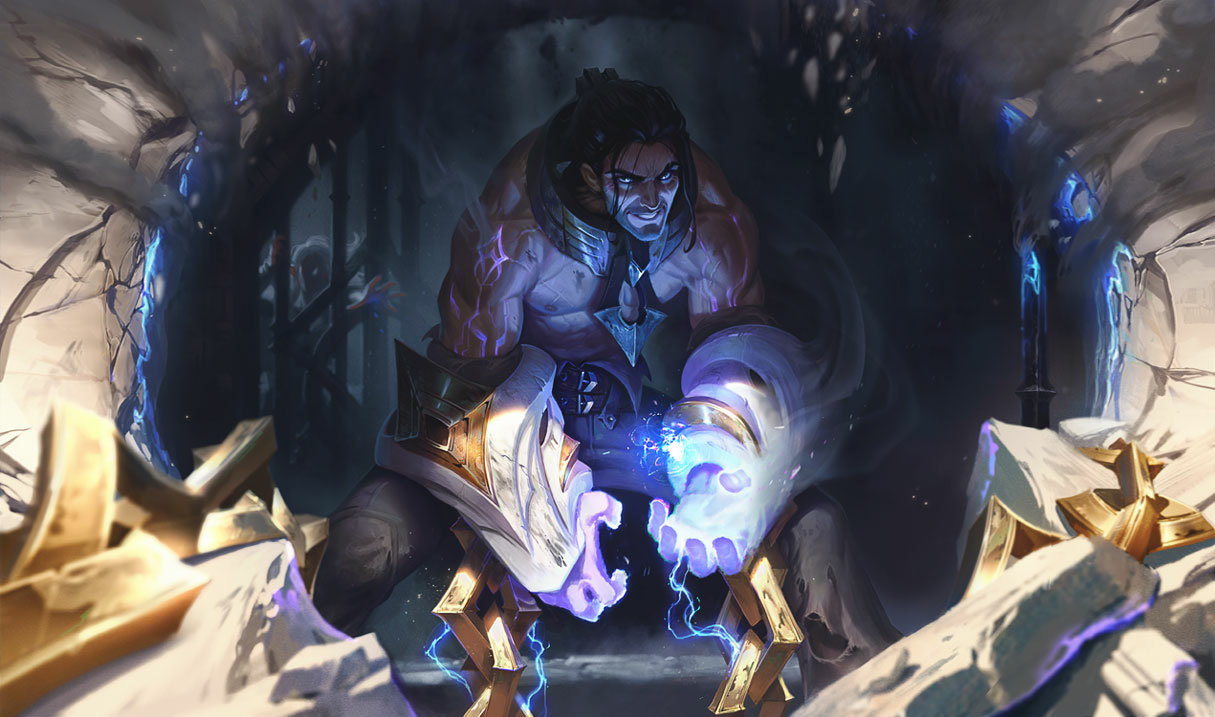 League of Legends: How Wiggily's Jungle Sylas helped CLG